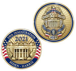 2021 Inaugural Coin